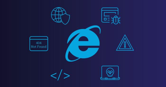 отказ от использования Internet Explorer