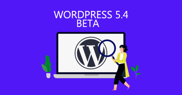 WordPress-5.4-beta-2